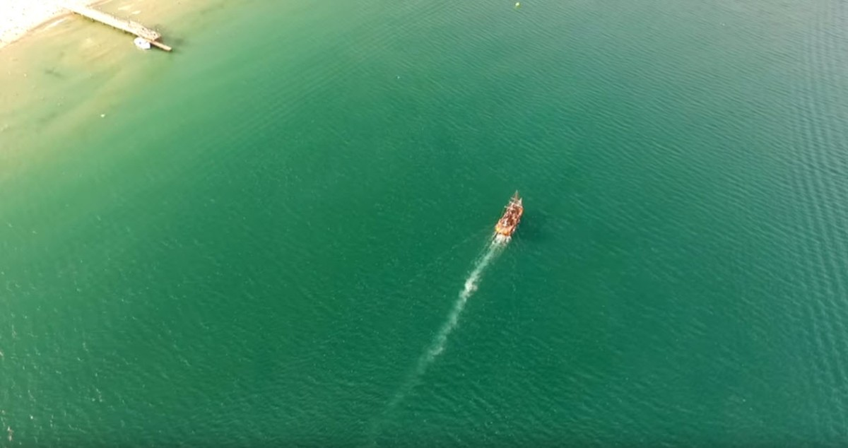 Слънчев бряг - дрон-импресия