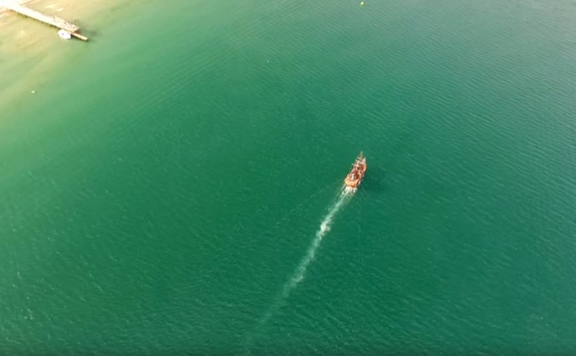 Слънчев бряг –дрон-импресия