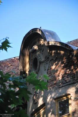 Винаги съм се заглеждал в тези орнаменти по покривите, които сякаш мнозина не забелязват