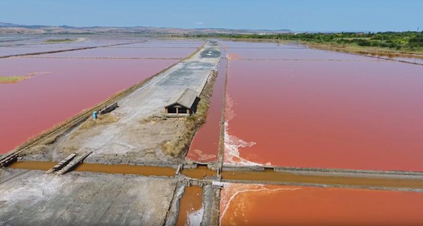 България от небето еп.1 – Атанасовскоезеро